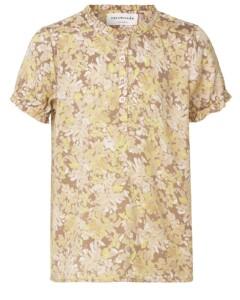 Rosemunde bluse s/s