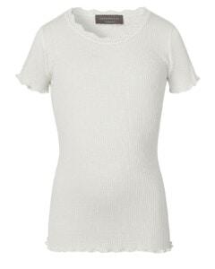 Rosemunde silke t-shirt s/s