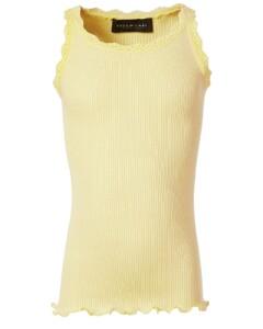 Rosemunde silke blonde top