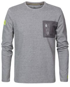 Petrol t-shirt l/s