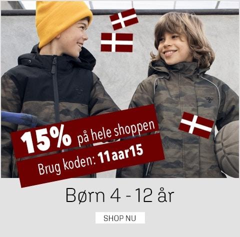 15% på hele shoppen på børnetøj hos umame.dk - udsalg på hele shoppen