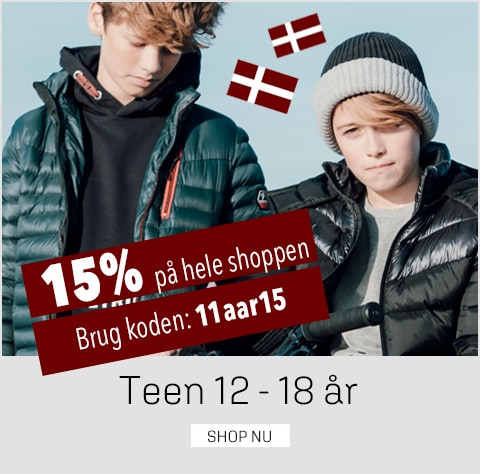 15% på hele shoppen på teenagetøj 12 - 18 år - kæmpe udvalg til teenagere hos umame.dk - AW21 nyheder