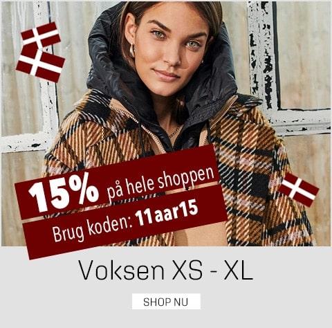 15% på hele shoppen hos umame.dk - vi holder 11 års fødselsdag - køb til mænd og kvinder